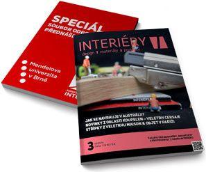 časopis pro interiérové designéry, architekty a profesionály