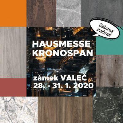 Pozvánka na Hausmesse